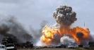 Líbia Bombardeamento NATO_1